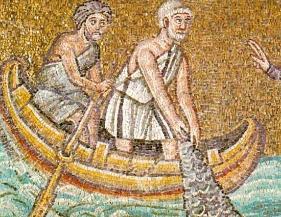 апостол андрей был рыбаком