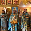 Престольный праздник в храме Почаевской иконы Божией Матери в Южном Чертаново