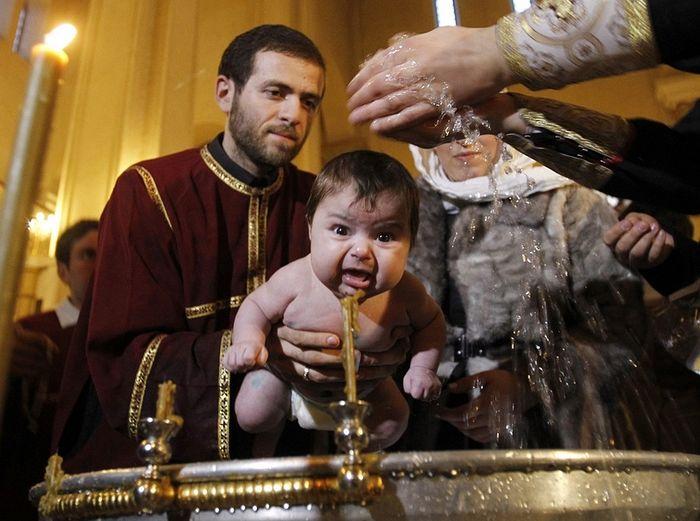 Почему нельзя парню крестить первого мальчика